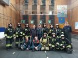 Лучшая команда СПО аварийной разведки и спасения пожарных