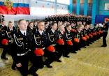 Торжественное Посвящение в кадеты Корпуса «Спасатель»!