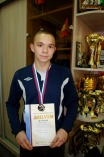 Кадет техникума «Рифей» - призер Первенства России по мас-рестлингу!