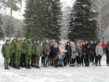 Участие кадет в мероприятии в честь Дня неизвестного солдата