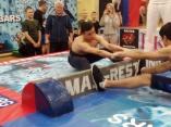 Победы кадет в соревнованиях по мас-рестлингу «Снежный барс»