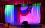 Новый свет на сцене актового зала техникума «Рифей»