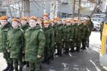 Участие кадет техникума «Рифей» в мероприятии, посвященном катастрофе на Чернобыльской АЭС