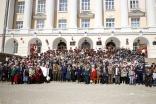 Участие кадет в областном мероприятии в честь Дня Победы-2