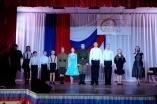 Праздничный концерт в честь Дня Победы