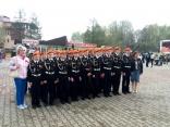Участие кадет в мероприятии 9 мая в ЦПКиО
