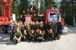 Военно-полевые  сборы «Полигон 2018»