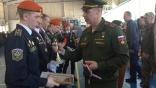 Областная военно-спортивная игра «Зарница»
