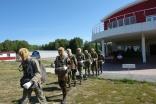 Парашютная подготовка у кадетов