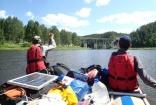 Водный поход по реке Исеть