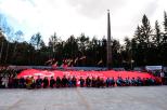 Звезда нашей Великой Победы прибыла в Екатеринбург
